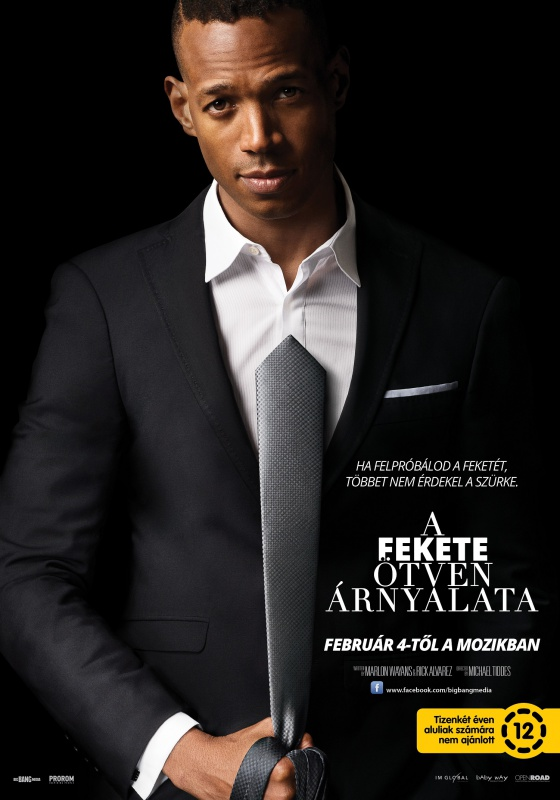 A fekete ötven árnyalata (The Fifty Shades of Black)