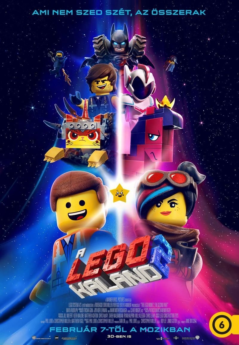 A Lego kaland 2 /The Lego Movie 2: The Second Part/