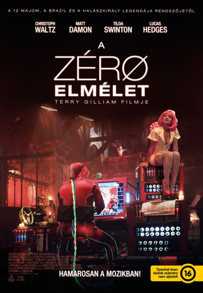 A zéró elmélet (The Zero Theorem)
