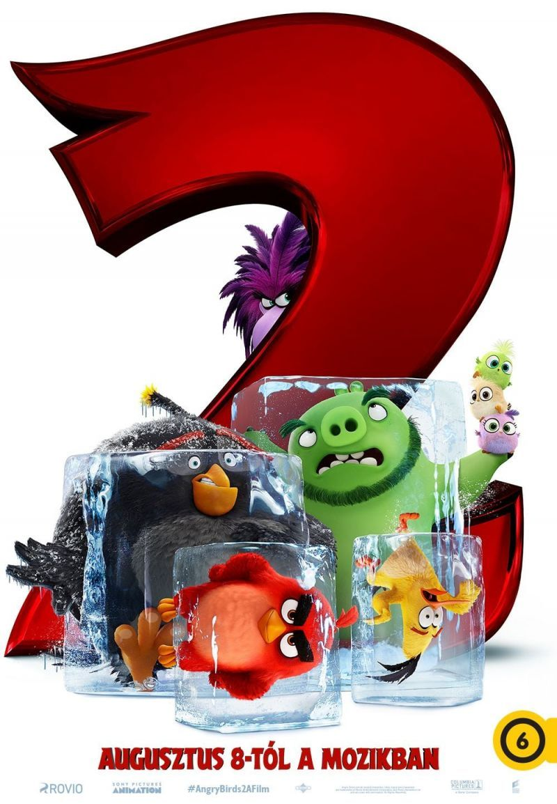 Angry Birds 2. – A film /The Angry Birds Movie 2/