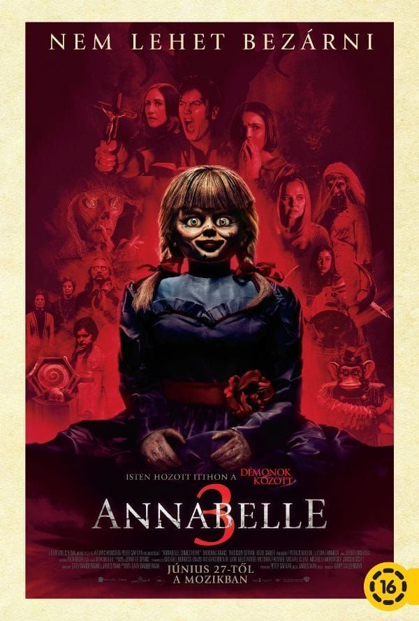 Annabelle 3. /Annabelle Comes Home/