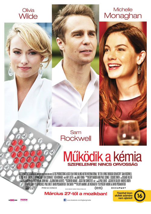 Működik a kémia (Better Living Through Chemistry)