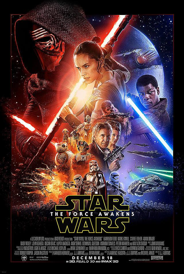 Star Wars: Az ébredő Erő (Star Wars: The Force Awakens)