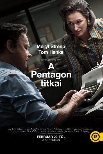 A Pentagon titkai /The Post/