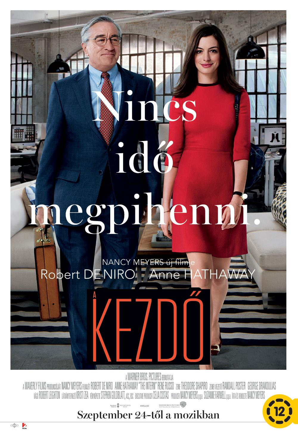 A kezdő (The Intern)