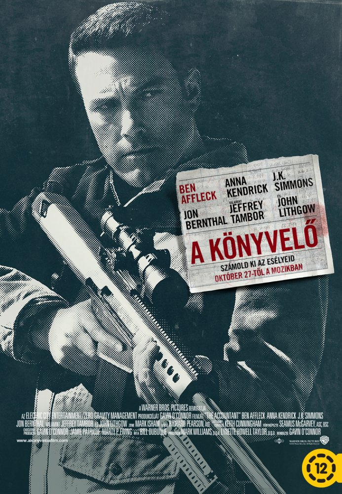 A könyvelő (The Accountant)