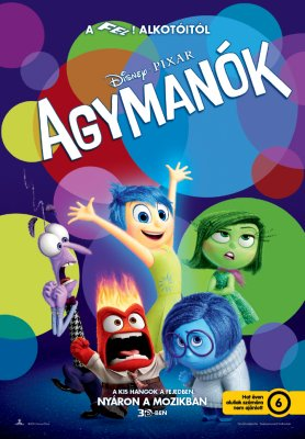 Agymanók (Inside Out)