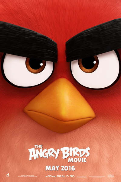 Angry Birds - A film (The Angry Birds Movie)