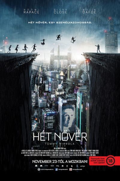Hét nővér /Seven Sisters / What Happened to Monday/