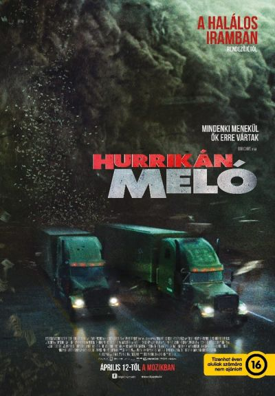 Hurrikán meló /The Hurricane Heist/