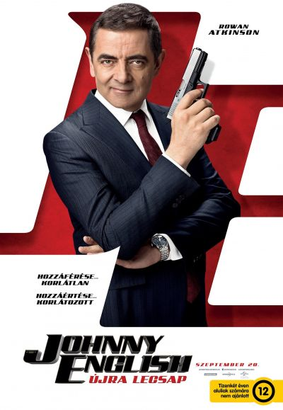Johnny English újra lecsap /Johnny English Strikes Again