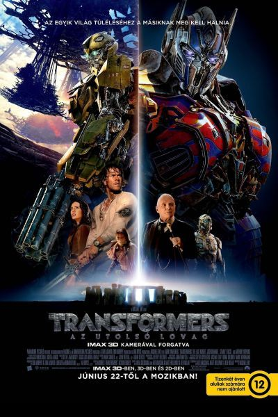 Transformers: Az utolsó lovag (Transformers: The Last Knight)